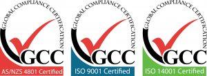 Darling Irrigation ISO Certification
