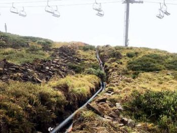 Darling Irrigation Snow Making Pipeline