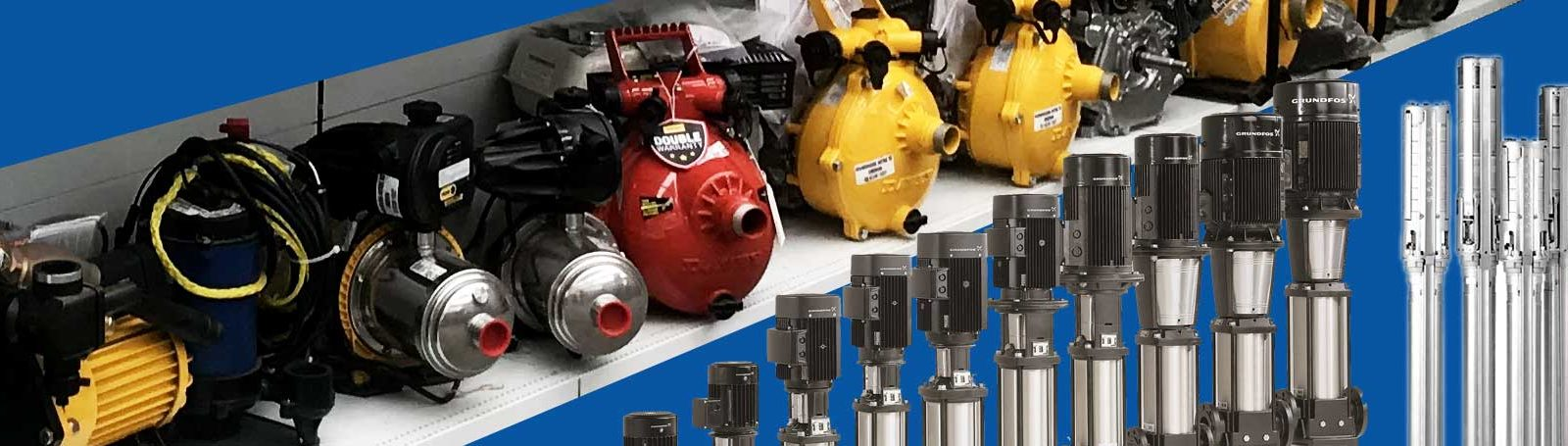 Darling Irrigation Pump Equipment