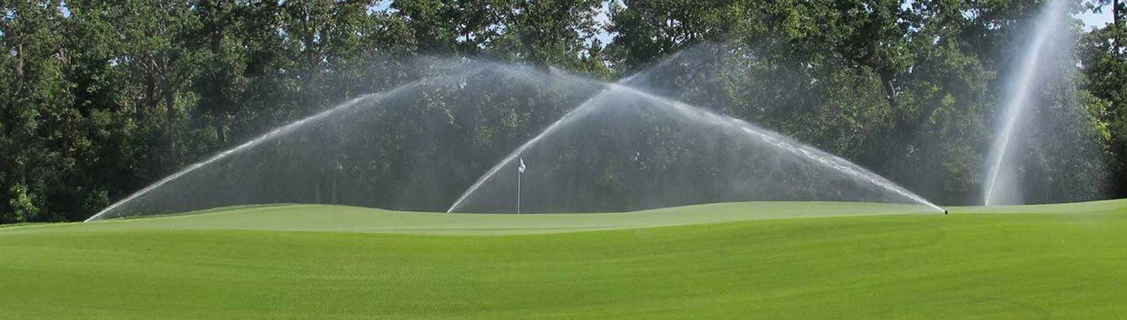 Darling Irrigation Sprinklers and Valves