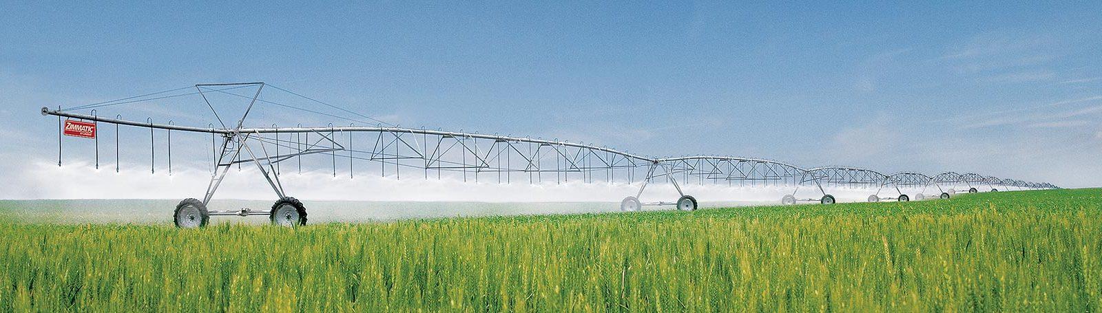 Zimmatic Pivots by Lindsay - Darling Irrigation