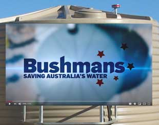 Bushmans Water Tank Installation