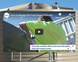 How to Manage the Final Steps in the Installation of Your New Poly Water Tank
