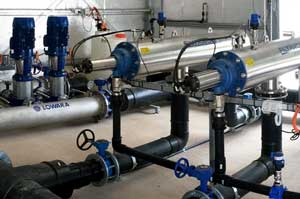 Darling Irrigation Pumping and Filtration Systems