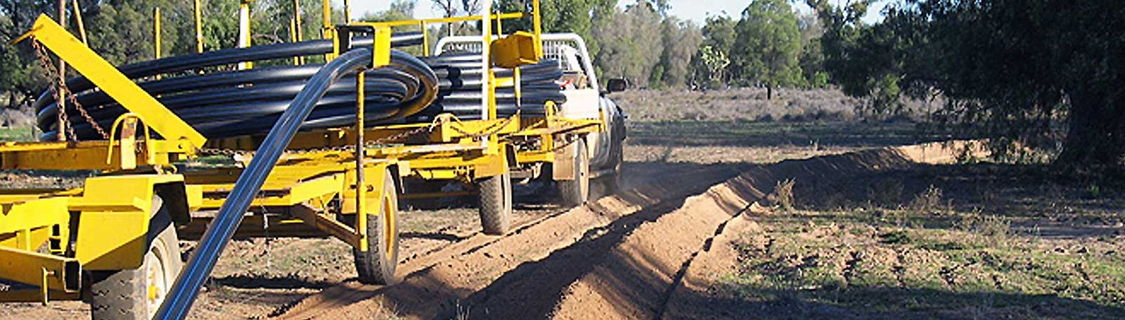 Darling Irrigation Mining Projects